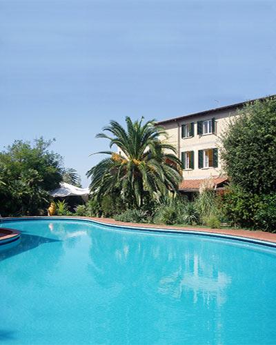 piscina villa maremonti